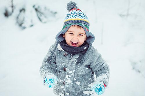 Зимние забавы на свежем воздухе