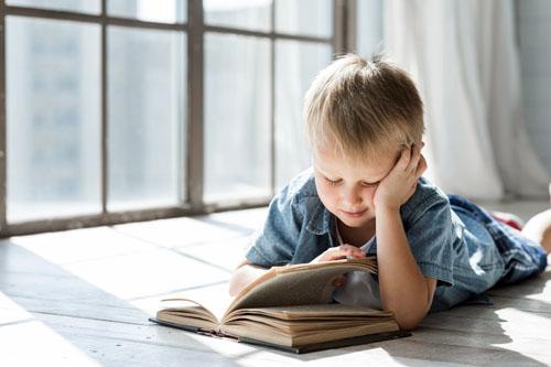 Развитие навыка чтения у малыша